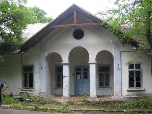 Conacul Apostulopolo din Saharna, Rezina.