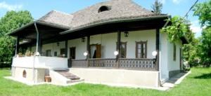 Conacul familiei Donici din Piatra, Orhei.
